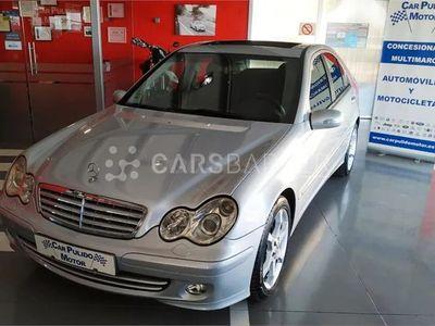 usado Mercedes C220 4p