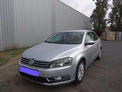 usado VW Passat 1.6TDI+BlueMotion