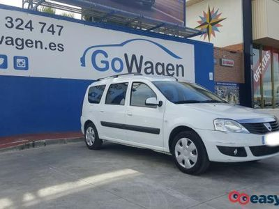 usado Dacia Logan MCV 1.5 dci 90 cv 7 posti lauréate diesel