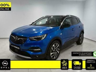 usado Opel Grandland X