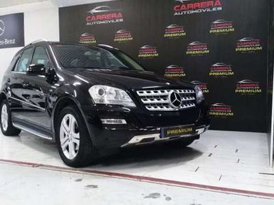 usado Mercedes ML300 M CDI BE 4M Grand Edition Aut.