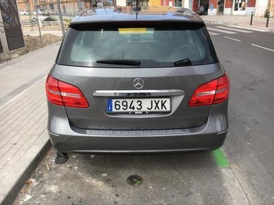 usado Mercedes B180 CDI BE Sport 7G-DCT