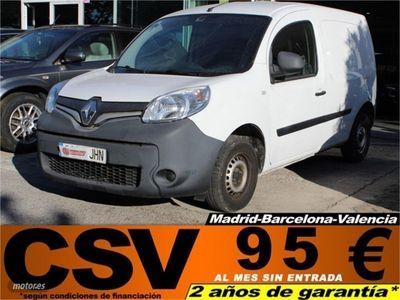 brugt Renault Kangoo Profesional 2014 dCi 75 Gen5