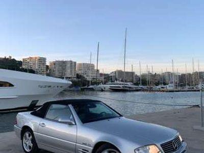 usado Mercedes SL320 Final Edition Cabrio