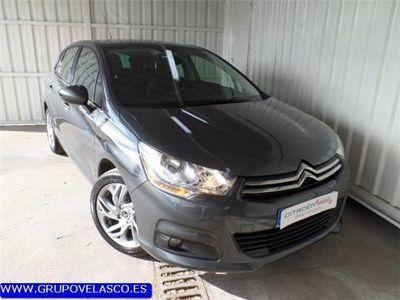 brugt Citroën C4 eHDI 115 Whit Millenium