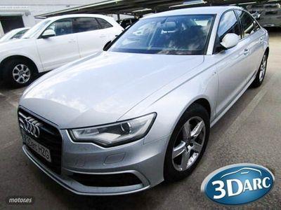 usado Audi A6 3.0TDI S line edition quattro S-T 204