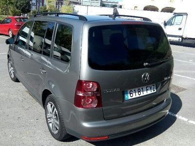 usado VW Touran 2.0TDI Traveller