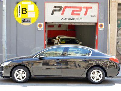 usado Peugeot 508 2.0HDI Business Line 140cv 70.000 KMS GARANTIZADOS