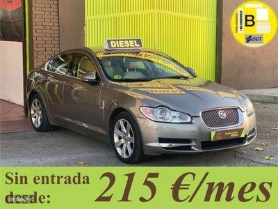 usado Jaguar XF 3.0 V6 Diesel Luxury