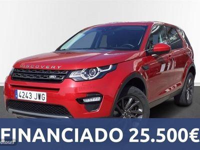 usado Land Rover Discovery 2.0 I4 TD4 132kW 180CV S Auto