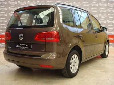 usado VW Touran 1.6TDI Business BMT DSG 105