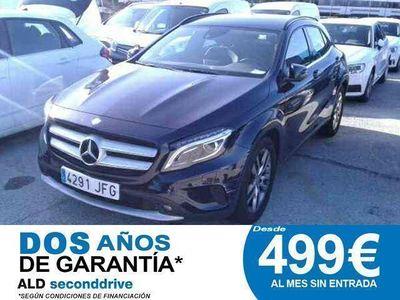 usado Mercedes GLA220 CDI Style 125 kW (170 CV)