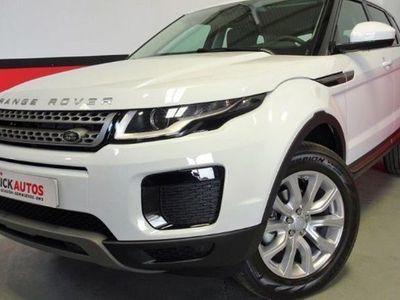 usado Land Rover Range Rover evoque 2.0eD4 Pure 2WD 150