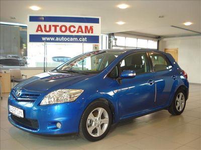 brugt Toyota Auris 1.4D-4D Active CDrive