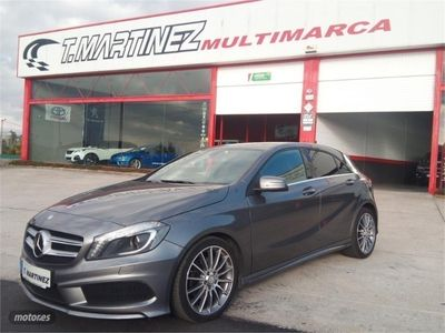 second-hand Mercedes A200 Clase ACDI BlueEFFICIENCY AMG Line