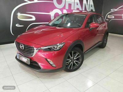 usado Mazda CX-3 Cx-32.0 Luxury 2wd 120 120 cv en Tenerife