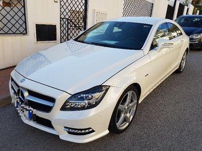 gebraucht Mercedes CLS250 250CDI BE Aut.