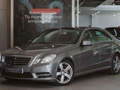 usado Mercedes E350 CDI Blue Efficiency Avantgarde