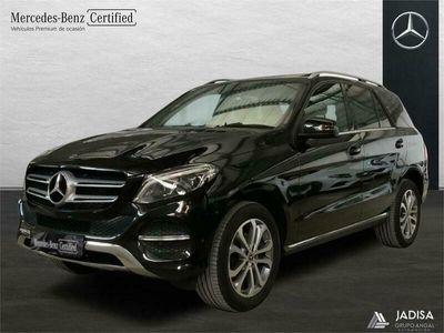 usado Mercedes GLE350 Clase Gle4matic Aut. 258 cv en Jaen