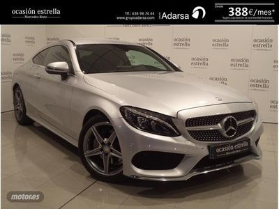 usado Mercedes 220 Clase C C Coup?9G-Tronic