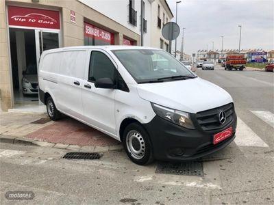 gebraucht Mercedes Vito 114 CDI Extralarga