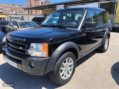 brugt Land Rover Discovery 2.7 TDV6 HSE