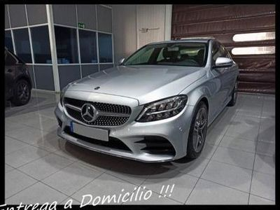 usado Mercedes C200 Clased Berlina