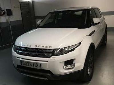 used Land Rover Range Rover evoque 2.2L TD4 Pure Tech 4x4 Aut.