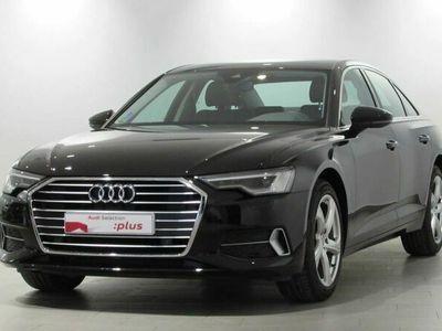usado Audi A6 40 TDI 150 kW (204 CV) S tronic Diésel Negro matriculado el 09/2018