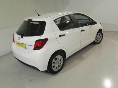 usado Toyota Yaris 1.3 5p. business gasolina