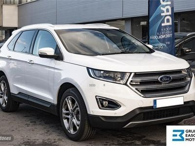 usado Ford Edge 2.0 TDCI 180PS Titanium 4WD