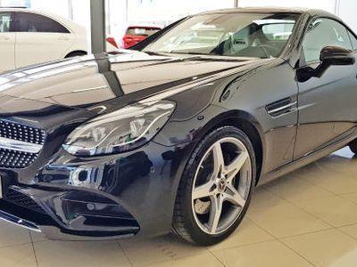 usado Mercedes 200 SLC9G-Tronic - AMG - TECHO MAGIC SKY - ILS