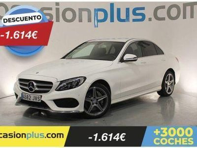 usado Mercedes C250 d