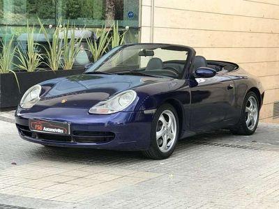 usado Porsche 911 Carrera Cabriolet 996