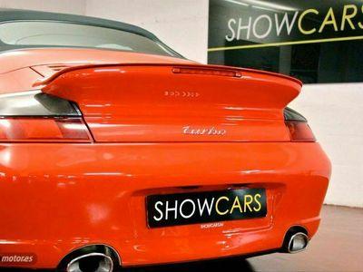 usado Porsche 911 Turbo Cabriolet 420cv 996
