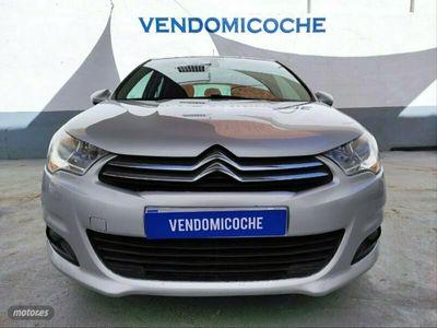 usado Citroën C4 1.6 eHDi 115cv Exclusive