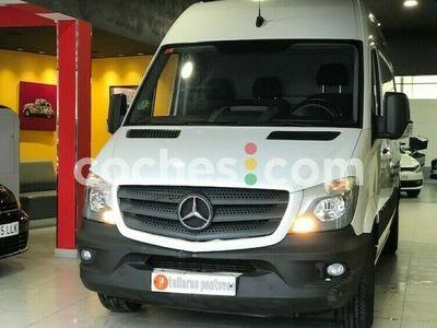 usado Mercedes Sprinter Combi 314cdi Medio T.e 143 cv en Coruña, A