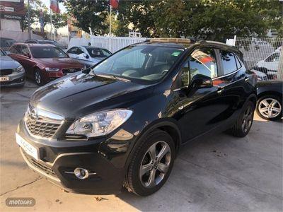 brugt Opel Mokka 1.7 CDTi 4X2 SS Excellence