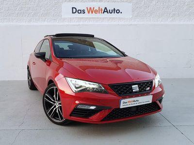 usado Seat Leon SC 2.0 TSI DSG S&S Cupra 221 kW (