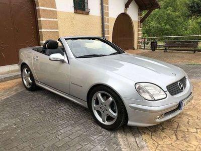 usado Mercedes SLK200 SLK Clase