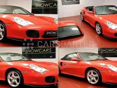 usado Porsche 911 Turbo Cabriolet 309 kW (420 CV) 2p