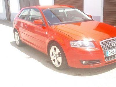usado Audi A3 2.0 TDI 140cv DPF Ambition -08