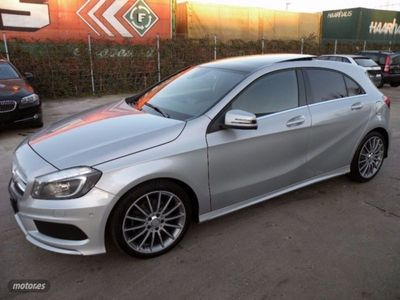 second-hand Mercedes A180 AMG