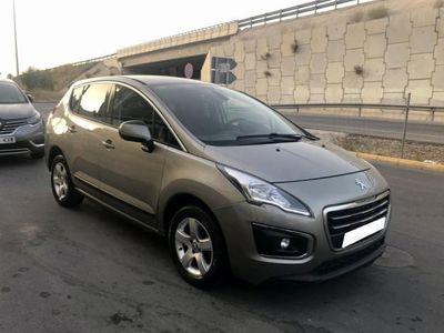 used Peugeot 3008 1.6HDI Alllure 115