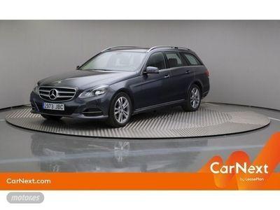 usado Mercedes 250 Clase E E EstateAvantgarde 7G Plus