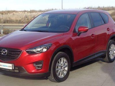 brugt Mazda CX-5 2.2DE Style (Navi) 2WD 150 *CONCESIONARIO *