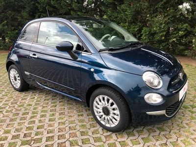 brugt Fiat 500 1.2 Lounge AUTOMATICO