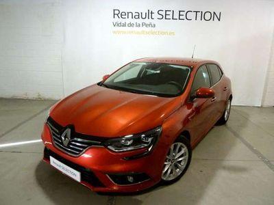 usado Renault Mégane 1.5dCi Blue Zen 85kW