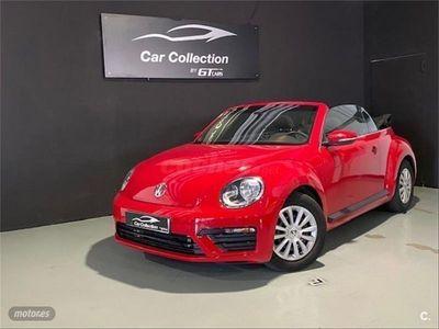 usado VW Beetle Design 1.2 TSI 77kW 105CV Cabrio