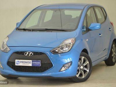 usado Hyundai ix20 1.4 MPI BD 25 Aniversario
